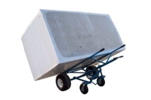 grizzly insulation dolly
