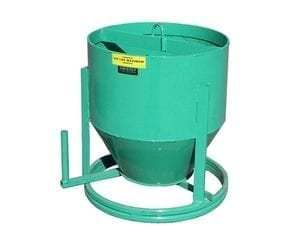 Grizzly 400 lbs gravel hoisting bucket