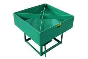 Grizzly 1600 lbs gravel hoisting bucket