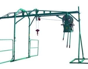 grizzly tt1000 trolly hoist