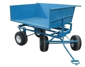 grizzly lg 18 cart with dump box