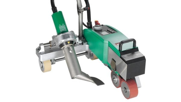 Leister Varimat V2 hot air welder 40 mm nozzle