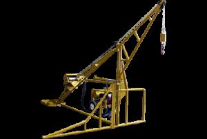 ase hsh 1000 - 1000 lbs swing hoist