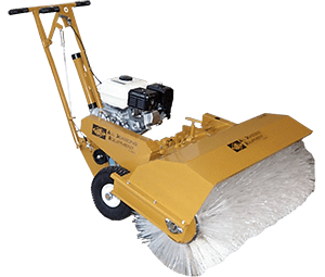 ase 36 inch mechanical sweeper