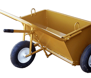 ase 36 inch manual gravel spreader