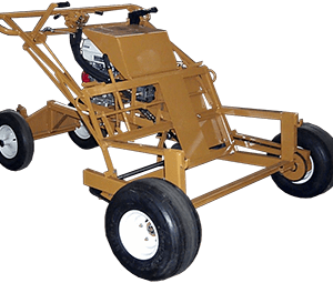 ase hydraulic power buggy