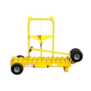 UltraSafe Mobile Fall Protection Cart